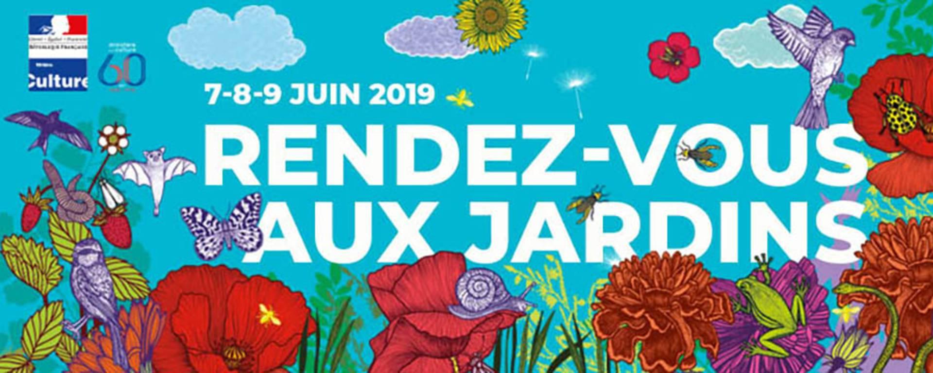 Rendez-vous aux Jardins en Bocage Bressuirais et en Nouvelle Aquitaine