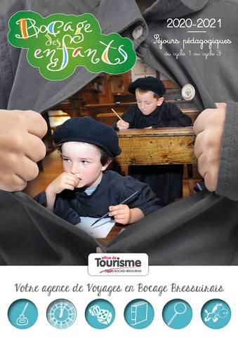 Bocage des enfants : votre agence de voyages en Bocage Bressuirais