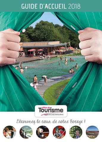 Guide d'accueil sites de visite et activités de loisirs en Bocage Bressuirais