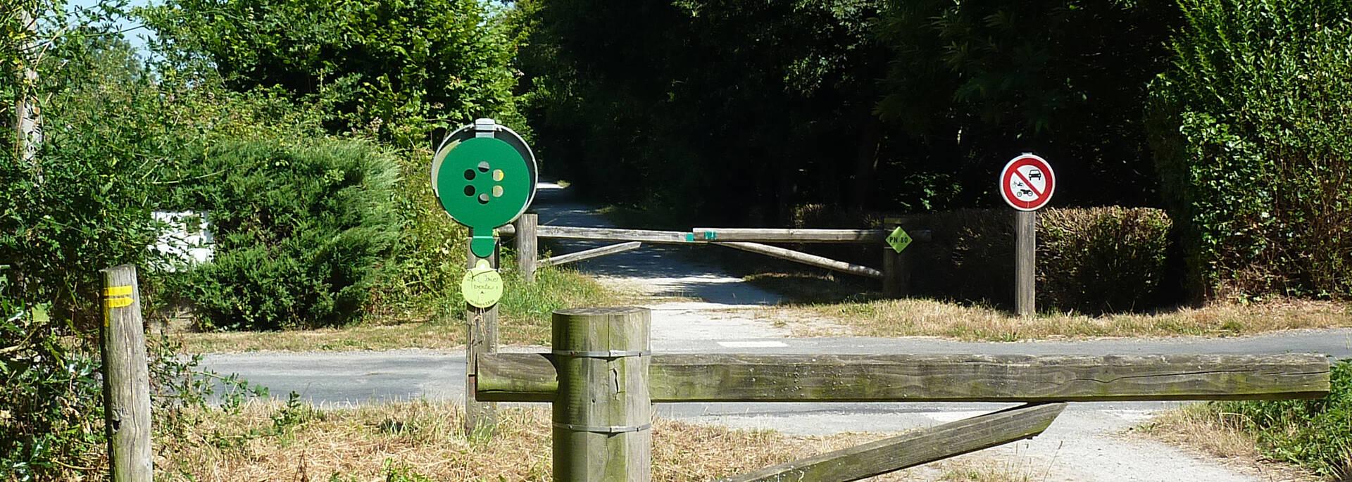 Les voies vertes : anciennes lignes de chemin de fer
