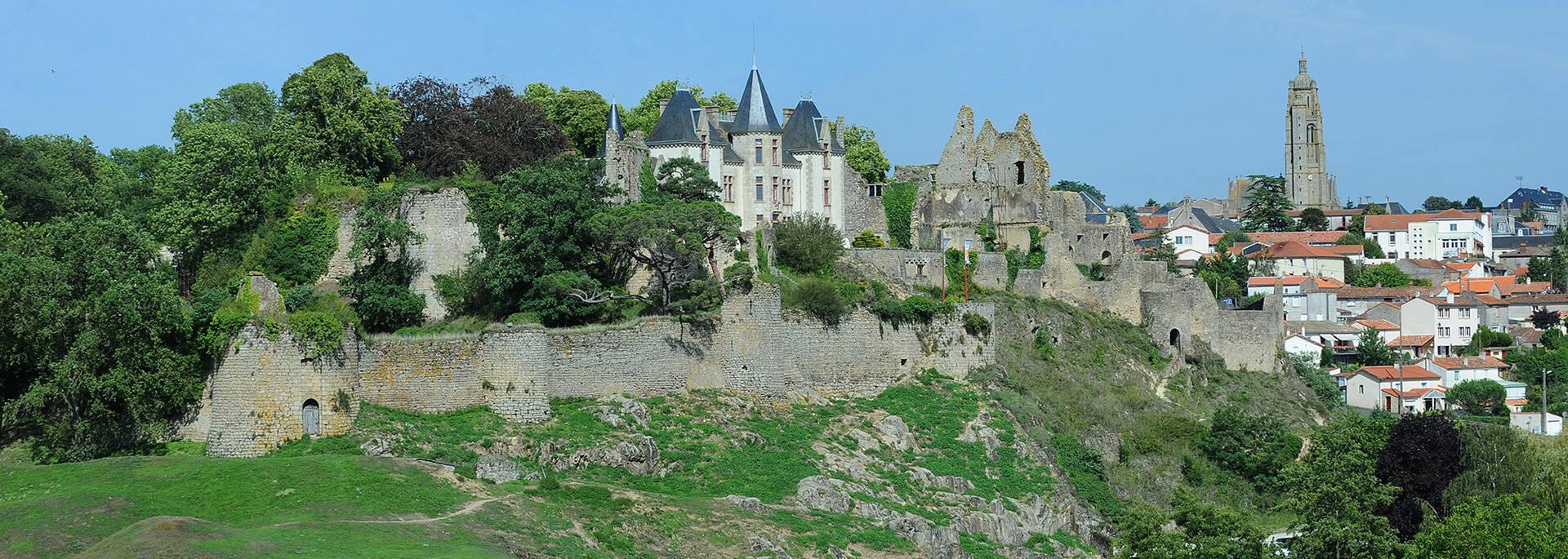 Château de Bressuire - Journées du Patrimoine en Bocage Bressuirais