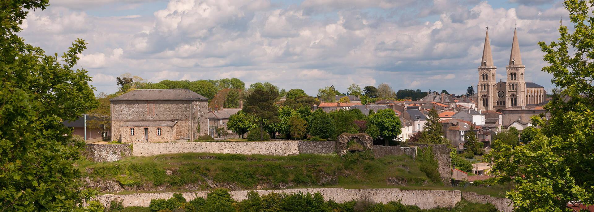 Mauléon, Petite Cité de Caractère et Village Etape - Journées du Patrimoine en Bocage Bressuirais