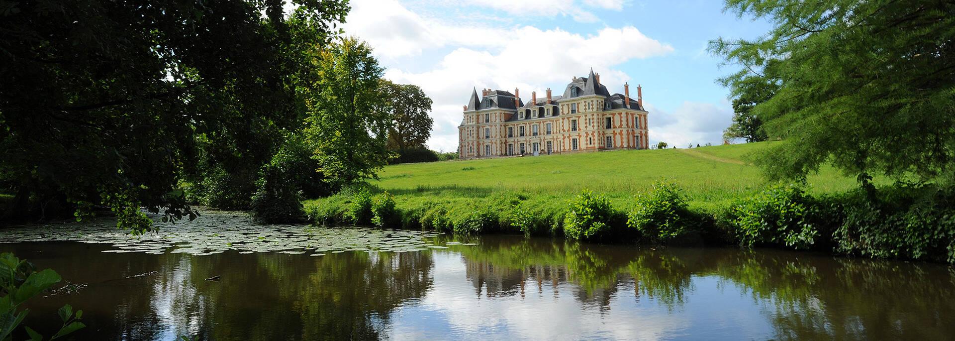 Parc et château de Tournelay - Nueil-Les-Aubiers - Journées du Patrimoine en Bocage Bressuirais
