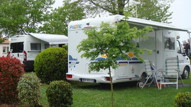 Aires de camping-car