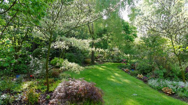 Parcs et jardins en Bocage Bressuirais à proximité du Puy du Fou
