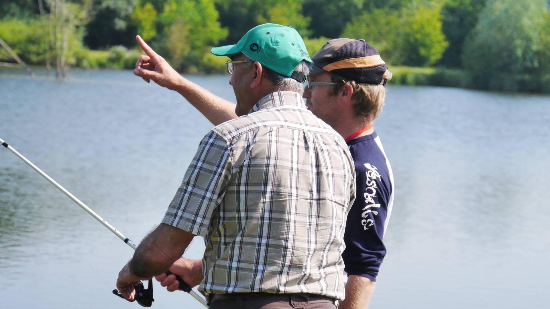 Guidage Pêche à Pescalis @PWall/CD79