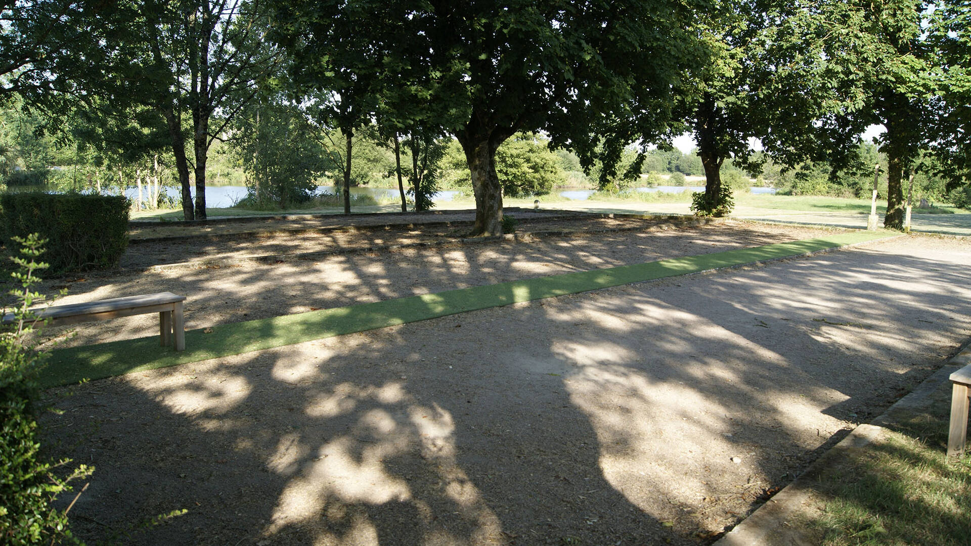 Domaine des Sablières, près de Pescalis, entre Puy du Fou et Marais Poitevin