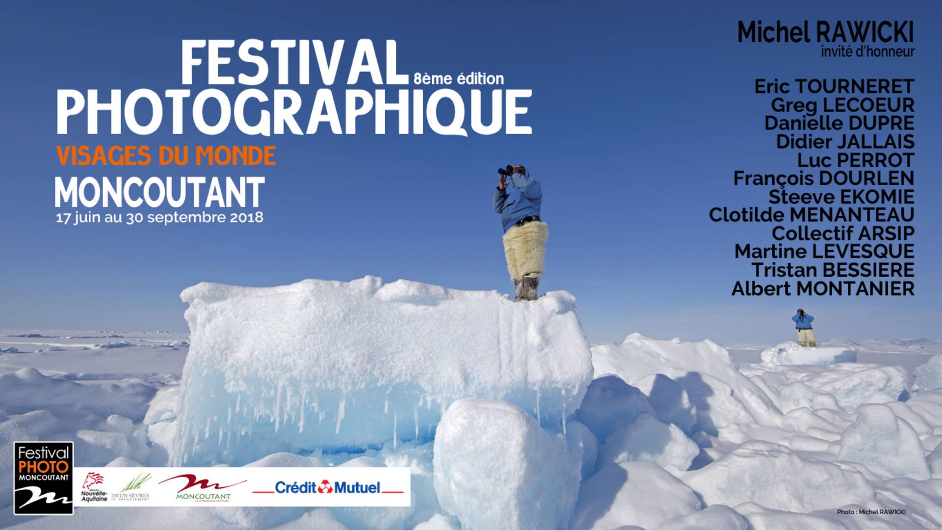 Festival photographique de Moncoutant - Edition 2018
