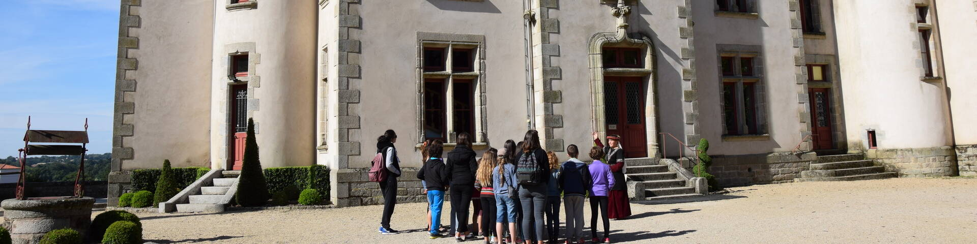 Château de Bressuire @OTBB