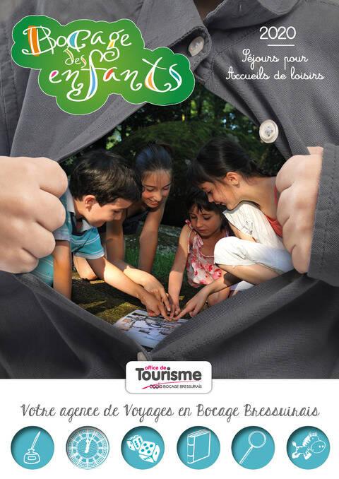 Brochure Séjours pour Accueils de Loisirs