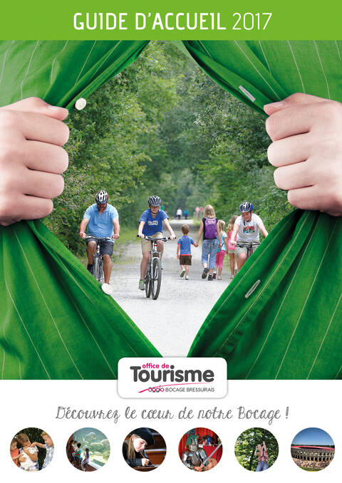 Guide d'accueil en Bocage Bressuirais