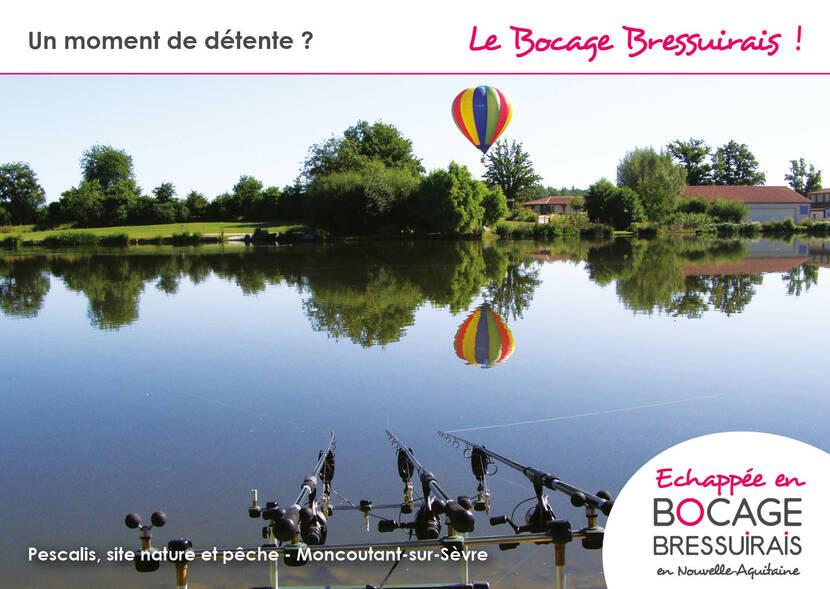 Le Bocage Bressuirais et Pescalis, Centre Nature et Pêche