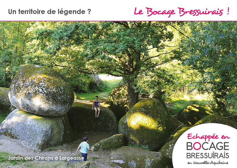 Le Bocage Bressuirais : un territoire de légendes