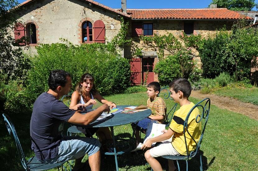 Réservez vos vacances en famille à proximité du Puy du Fou