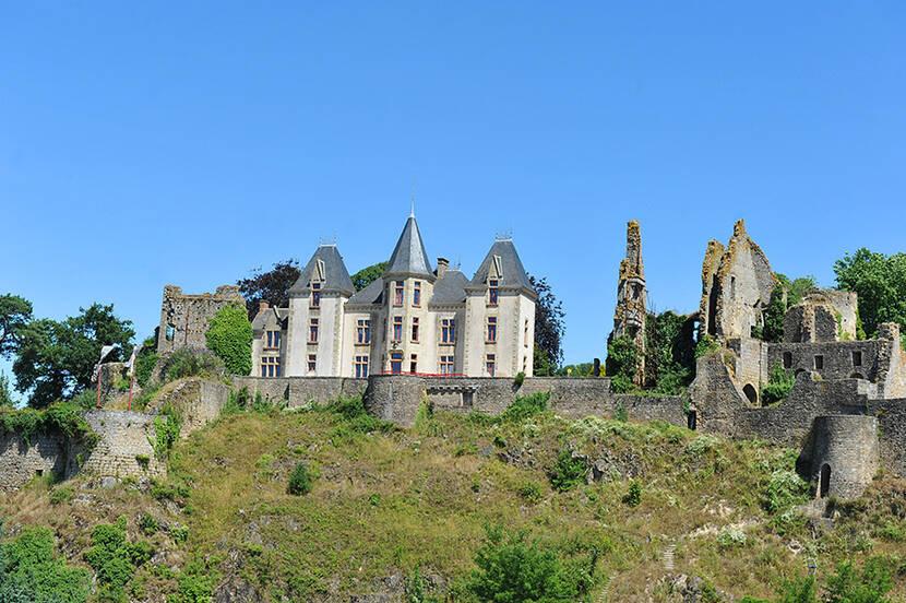 Les visites guidées de l'Office de Tourisme du Bocage Bressuirais à Bressuire