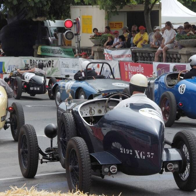 Grand Prix Automobile de Bressuire 2018