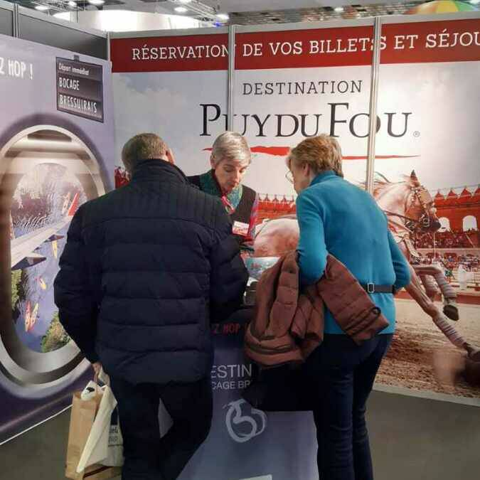 Stand de l'Office de Tourisme