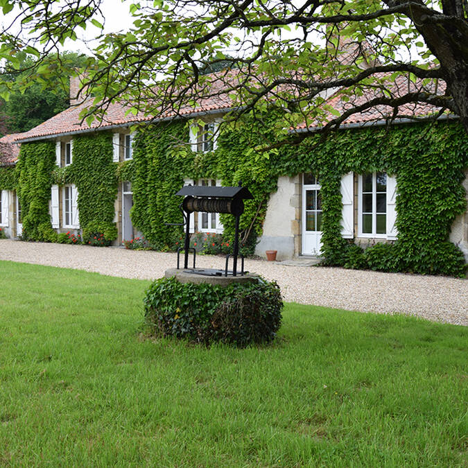 Gîte La Maison des Colverts - Domaine Le Bois Neuf