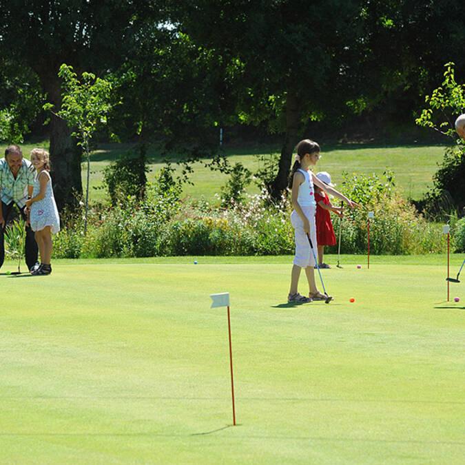 Bressuire  : Golf du Bocage Bressuirais